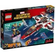 Конструктор LEGO Super Heroes 76049 Реактивный самолёт Мстителей