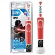 Детская электрическая зубная щетка Oral-B STAR WARS +3 (80324478)