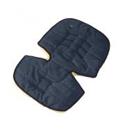 Меховой коврик для коляски или автокресла Ramili Baby Eccellente Blu