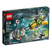 Конструктор LEGO Ultra Agents 70163 Ядовитое нападение Токсикиты