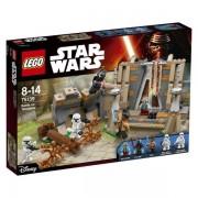 Конструктор LEGO Star Wars 75139 Битва на планете Такодана