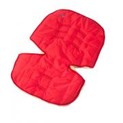 Меховой коврик для коляски или автокресла Ramili Baby Eccellente Rosso