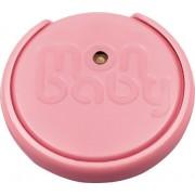 Монитор дыхания MonBaby Smart Button Pink (розовый)