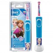 Детская электрическая зубная щетка Oral-B Frozen +3 (80324494)