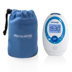 Термометр многофункциональный бесконтактный Miniland thermoadvanced plus